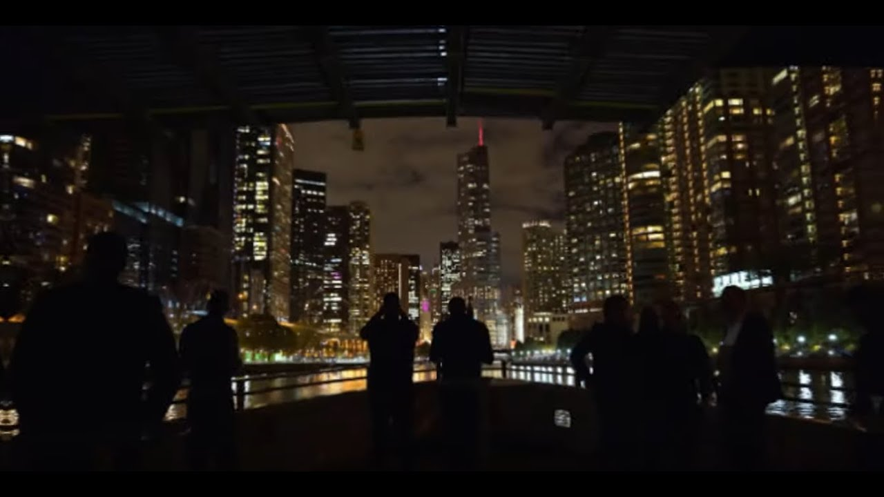 Stephan Bajaio - Conductor Odyssey Chicago River Cruise - Short Form