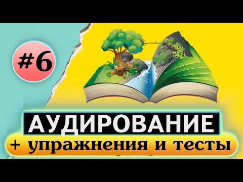 Аудирование по английскому языку  Английский на слух  Урок 6  BOOKS Книги