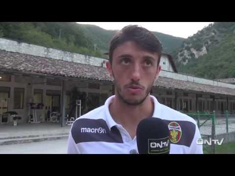 ONTV: Biagio Meccariello post TERNANA-CASCIA (9-0)