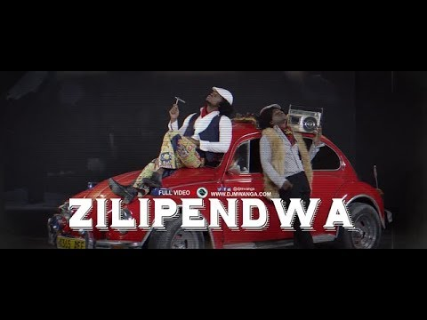 LYRICS - DIAMOND PLATNUMZ, HARMONIZE, RICH MAVOKO, RAYVANNY - ZILIPENDWA (LYRICS)