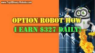 ☢ Option Robot, LIVE AUTOTRADING SESSION!! 11/15 Trades ITM!! Live Profits  - Binary Options