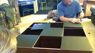 How To Put Together A Storage Cubicle