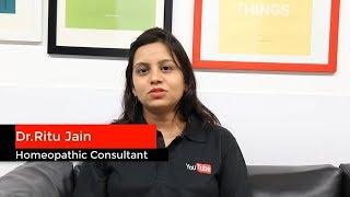 Dr Ritu Jain Introduction Video - Homeopathy Treatment in Hindi