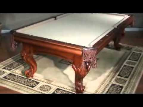 Arlington Billiard Table By American Heritage
