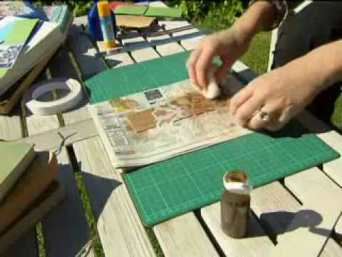Craft ideas on Pasella - How to make bookmarks