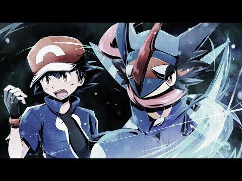 Pokemon Ash Greninja AMV - Overkill