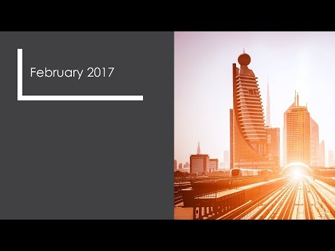 February Update on the BCB, UAE economy, and our clients