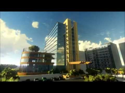 Hilton hotel concept design youtube for Design hotel slowenien