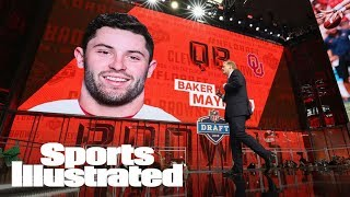 Believe It Or Not, Browns Actually Made Best Pick Of First Round | SI NOW | Sports Illustrated