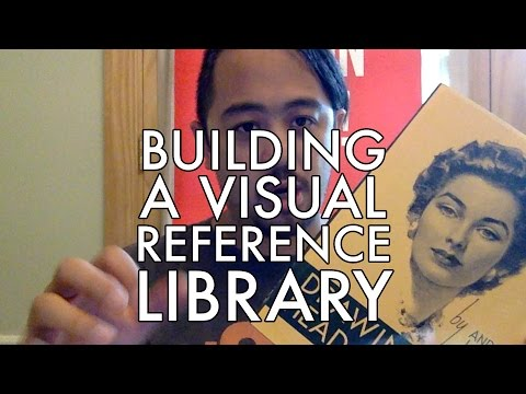 Building a Visual Reference Library