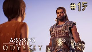 ASSASSIN'S CREED ODYSSEY - FR | Épisode 15 : Amis d'Argile ( PS4 Pro )