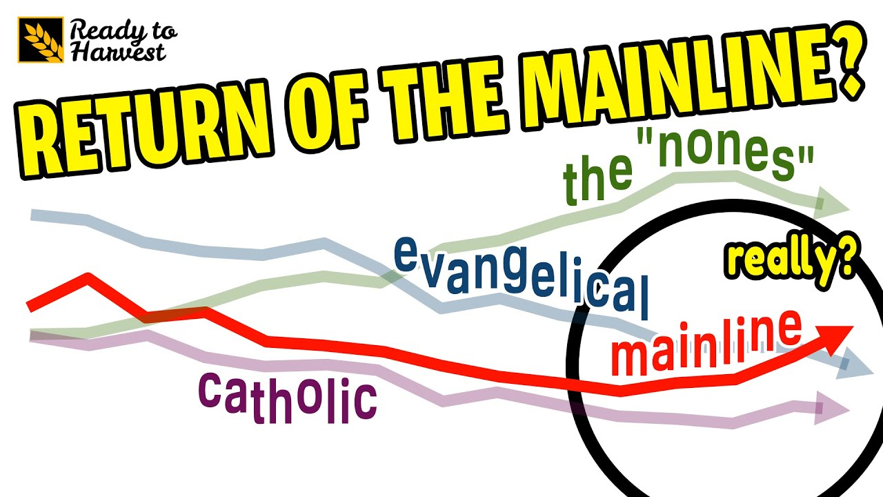 Mainline RESURRECTS? and The Weird Way We Categorize Protestant Denominations
