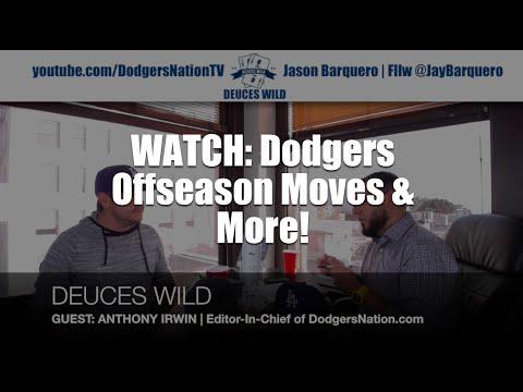 Introductions, Dodgers Offseason Review   Deuces Wild s01e01