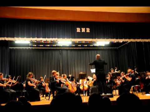 "DB Chamber Orchestra Performing ""Nessun Dorma from Turandot"""