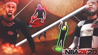 GMAN AND STEEZO VS NBA 2K20! TWO BEST ISO GUARDS GOIN CRAZY! HOW TO ISO