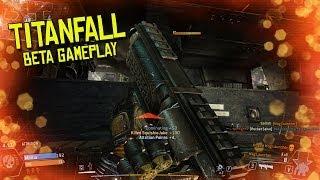 Titanfall Beta PC Gameplay - MAG Launcher Gameplay!