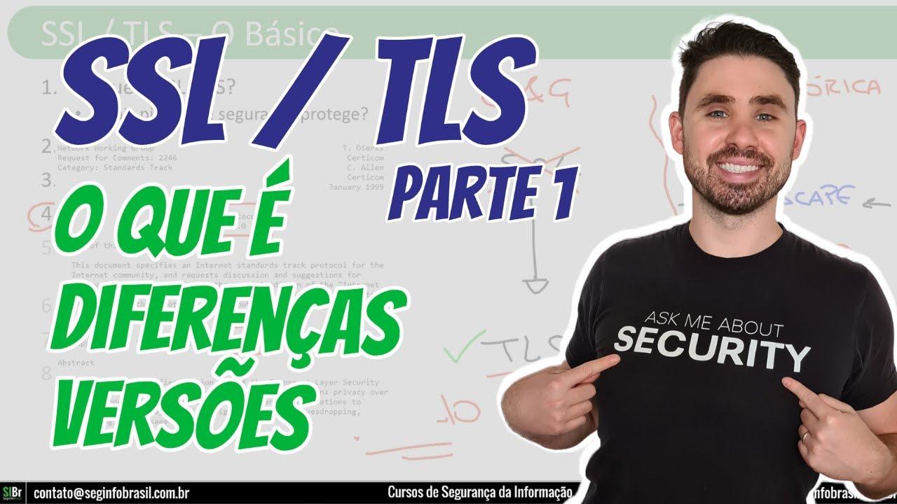 SSL / TLS - O Queridinho das Entrevistas de Emprego