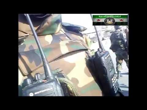 من جهاز ضابط   فريق قراصنة الثورة السورية جزأ5