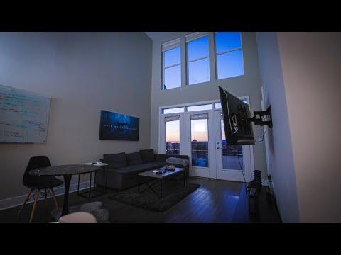 My Minimal Modern Apartment Tour 2021