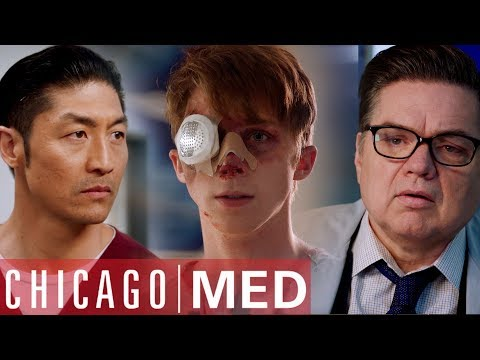 Why Does He Need Temporary Chemical Castration!? | Chicago Med
