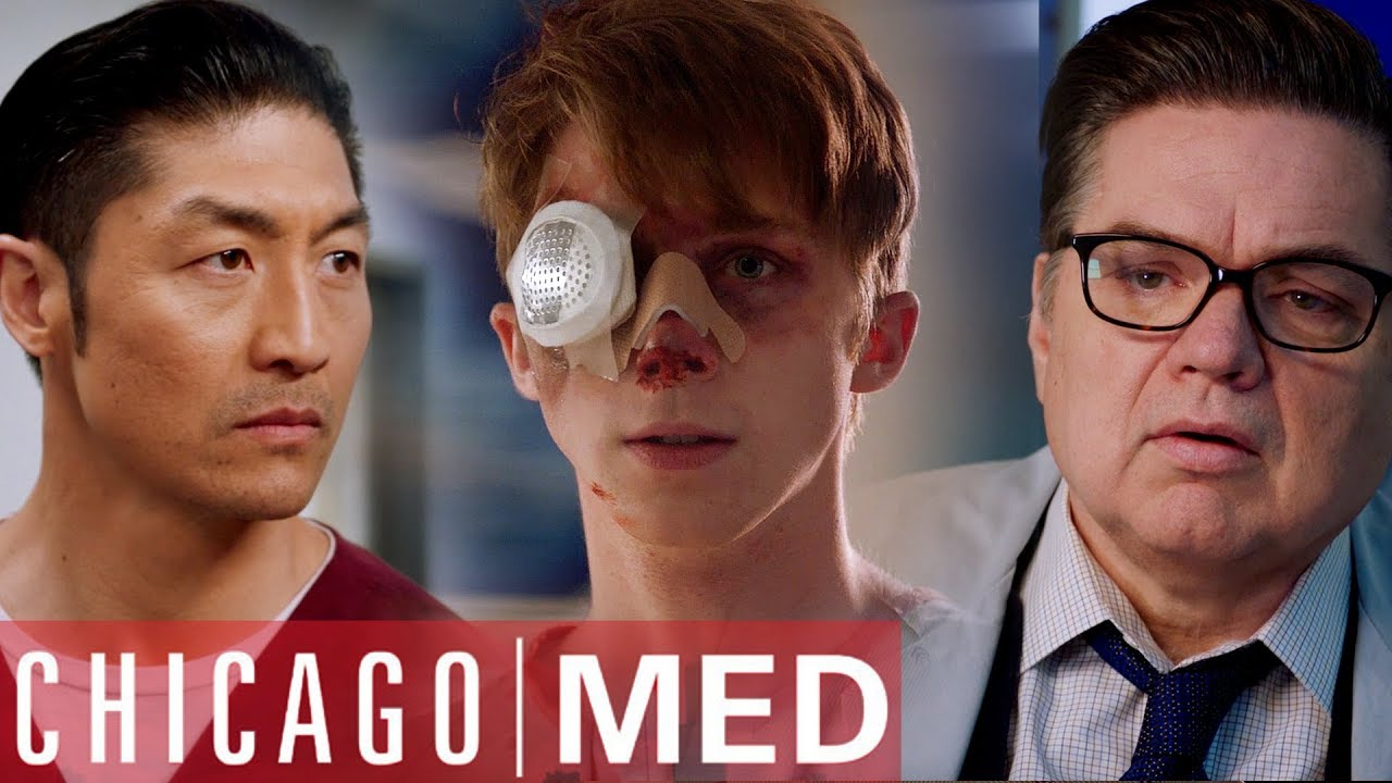 Download Why Does He Need Temporary Chemical Castration!? | Chicago Med