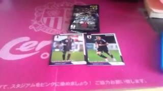 フットボールオールスターズ日本代表2013