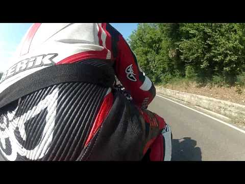 GOPRO SUCTION SUPPORT TEST WITH YAMAHA YZF R6