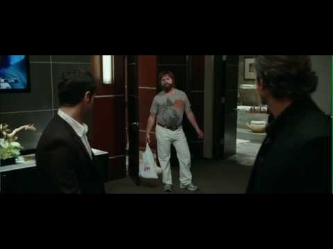 The Hangover - Let The Dogs Out Scene