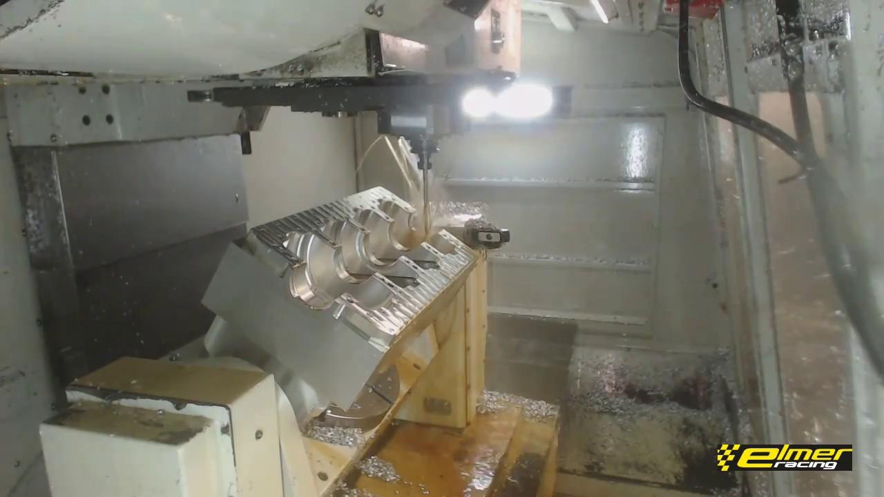 1500hp Thor block milling