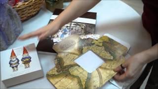 видео Подарочные коробки оптом