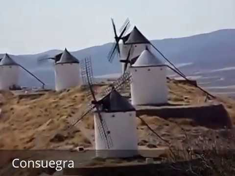 Places to see in ( Consuegra - Spain )