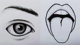 beginners easy drawings draw simple step drawing sketches steps line