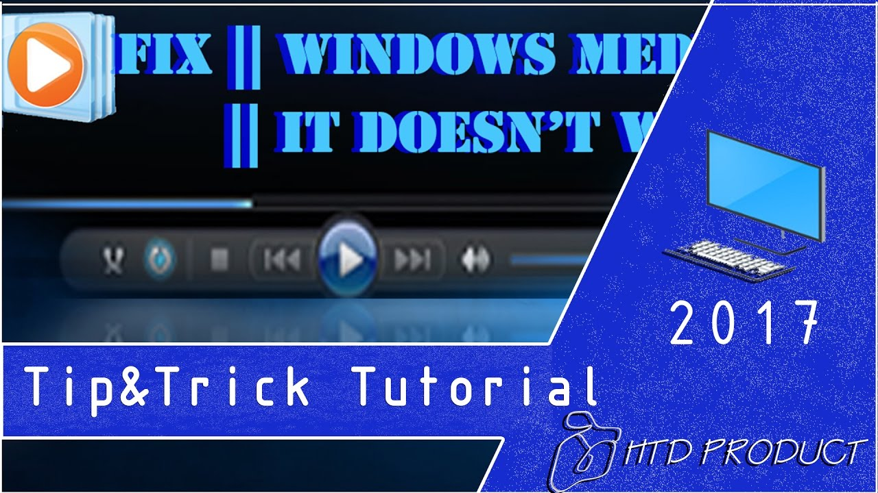 How to Uninstall or Reinstall Windows Media Player 12