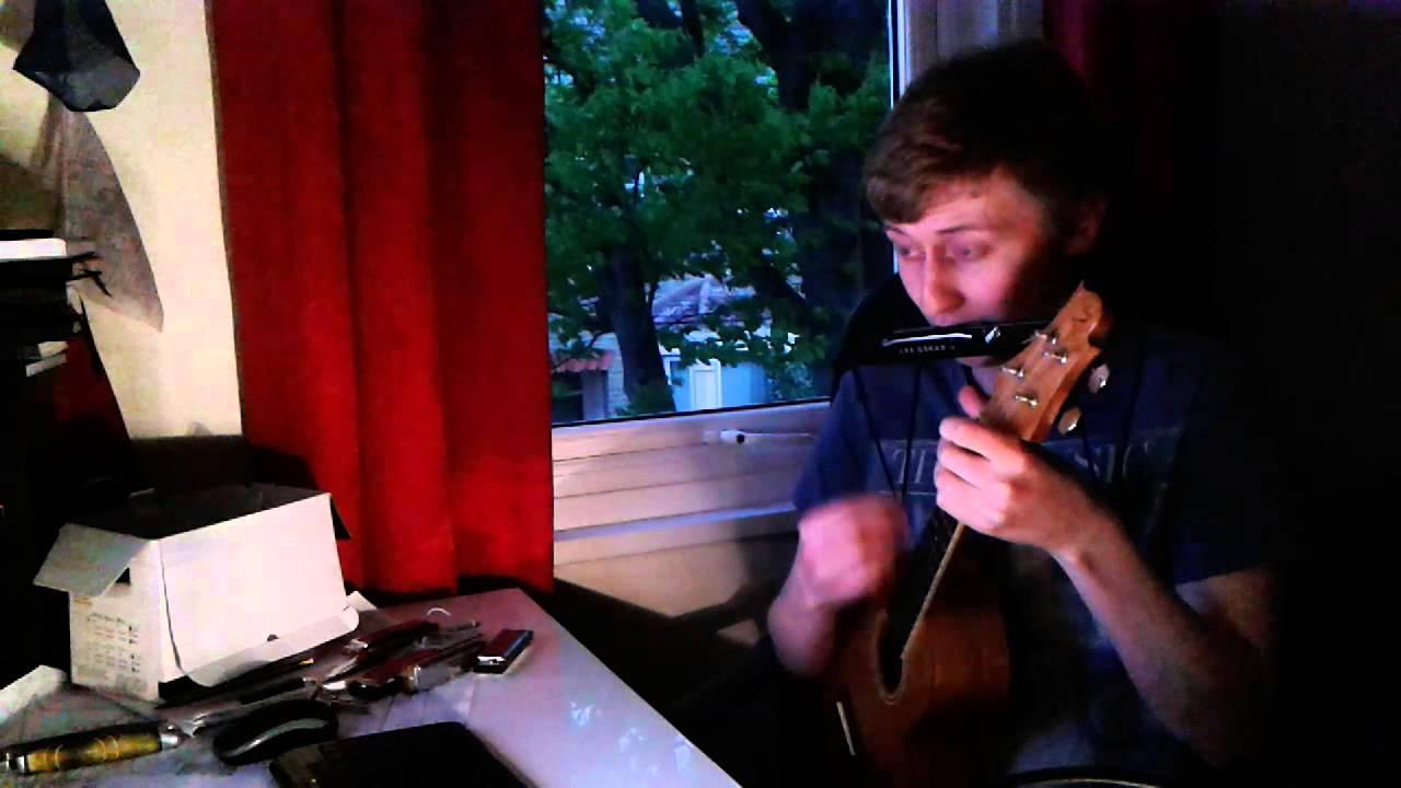 Sexual healing ukulele cover