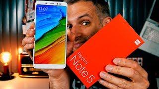 Xiaomi Redmi Note 5 - Le Test