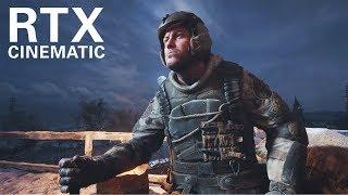 Metro Exodus Ray Tracing Cinematic Showcase RTX 2080ti