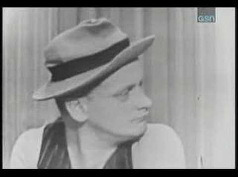 Whats my line?  Art Carney
