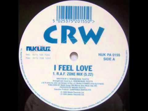 I feel love  Crw  Original Club  Mix