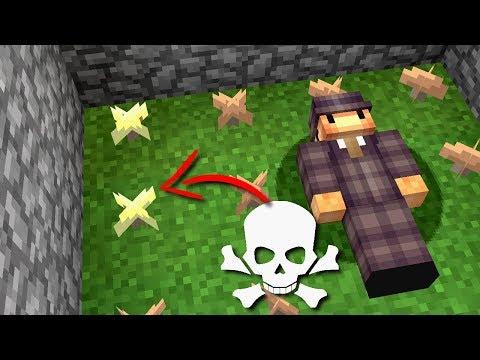 ZJADŁ ZŁEGO GRZYBA - Minecraft DEALER & TRITSUS #5