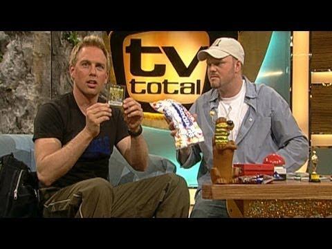 Steven Gätjen & amerikanisches Zeug - TV total classic
