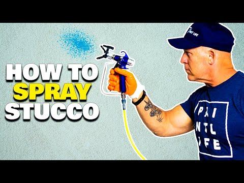 Diy exterior house painting stucco