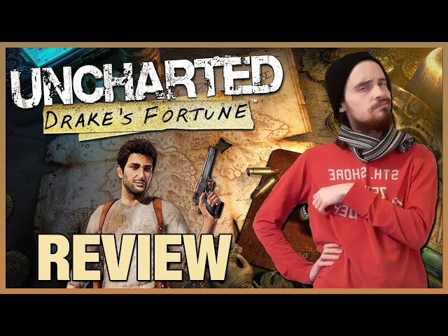 Uncharted: Drake's Fortune REVIEW (PS4) - A Charming Beginning! - Billybae10K