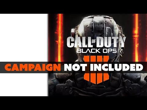 Call of Duty: Black Ops 4 DITCHES Single-Player! - Game News
