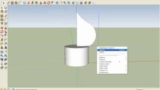 Создание купола церкви в программе SketchUp(Использование инструмента