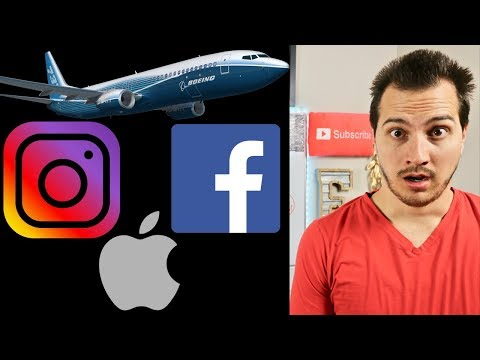 Boeing Downgraded, Apple & Facebook Upgraded  Why?