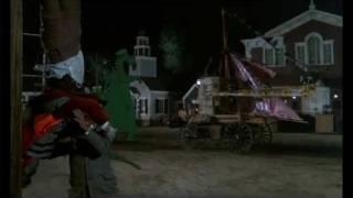 petes dragon elliott saves the mayor and his company
