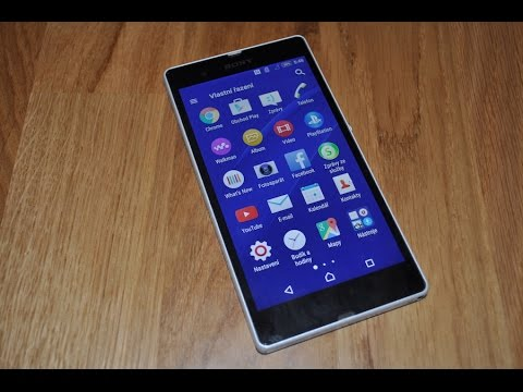 Sony XPERIA Z C6603 Get Official Android Lollipop