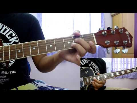 Floor 88 - Zalikha (Instrumental/Chord/Gitar Cover)