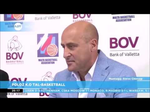 Bank of Valletta KO Draws Press Conference: Sport News Feature Net Sports