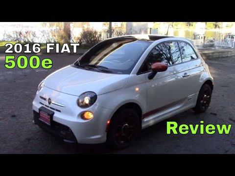 2016 Fiat 500e - Supplemental Review